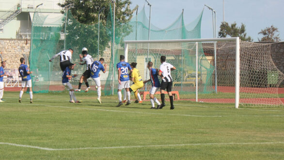 Γ εθνική: Βαριά ήττα και υποβιβασμός για ΑΕΔ -Νίκη για Αλεξανδρούπολη FC
