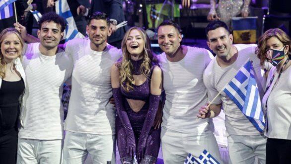 Η Stefania με το Last Dance στον τελικό του Σαββάτου
