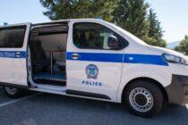 Αν. Μακεδονία και Θράκη: Nέα οχήματα προστέθηκαν στον στόλο της Ελληνικής Αστυνομίας