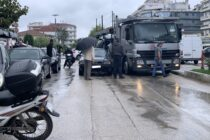 Διπλοπαρκαρισμένο αυτοκίνητο φράκαρε την Ορεστιάδα