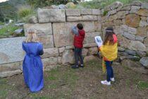 Εκπαιδευτικό παιχνίδι στον αρχαιολογικό χώρο Ζώνης
