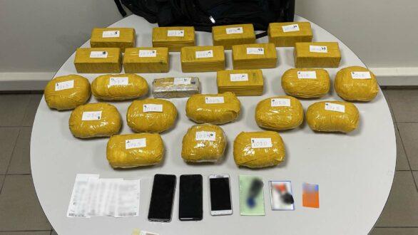 """23 κιλά ηρωίνης """"πέρασαν"""" από τους Κήπους – Σύλληψη μελών διεθνούς κυκλώματος"""