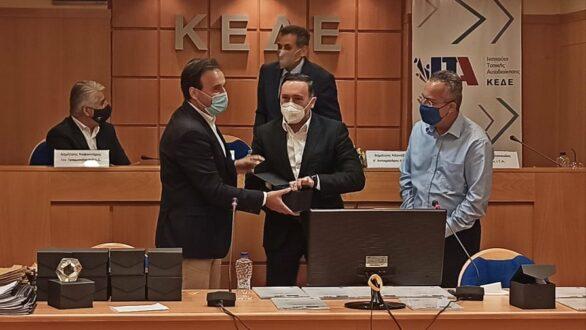 Ευρωπαϊκό Σήμα Αριστείας για τη Διακυβέρνηση στον Δήμο Αλεξανδρούπολης