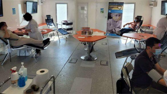 47 φιάλες αίμα συγκεντρώθηκαν στο Δήμο Ορεστιάδας χάρη στη συμμετοχή των πολιτών