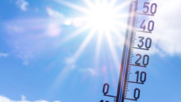 Τους 44 βαθμούς θα αγγίξει σήμερα ο υδράργυρος – Ο καιρός στην Θράκη