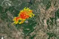 Φορέας Διαχείρισης Δάσους Δαδιάς: Η φωτιά επηρέασε και το απολιθωμένο δάσος της Λευκίμης