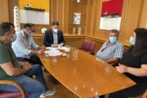 Υπεγράφη η σύμβαση για την κατασκευή καταθλιπτικού αγωγού ύδρευσης για την ενίσχυση της Δ.Ε. Φερών
