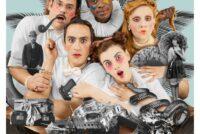 """Η θεατρική παράσταση """"Το Νησί των Σκλάβων"""" έρχεται σε Αλεξανδρούπολη, Φέρες και Άνθεια"""