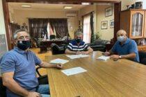 Υπογράφηκε σήμερα η σύμβαση για παρεμβάσεις σε δύο σχολικές μονάδες του Δήμου Ορεστιάδας