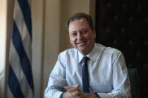 Σε Ξάνθη και Ροδόπη ο Υπουργός Αγροτικής Ανάπτυξης και Τροφίμων Σπήλιος Λιβανός