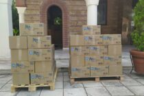 150 δέματα βοηθείας δόθηκαν από τον Φιλανθρωπικό Οργανισμό «ΑΠΟΣΤΟΛΗ»