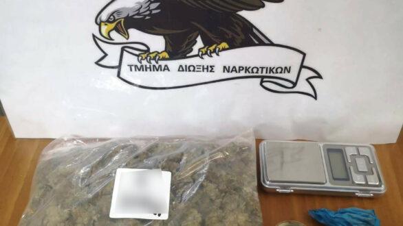 Δύο συλλήψεις για διακίνηση και κατοχή ναρκωτικών στην Αλεξανδρούπολη