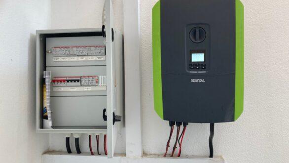 Εγκατάσταση και λειτουργία Φωτοβολταϊκού Συστήματος Αυτοπαραγωγής (NET METERING) στο 4ο Νηπιαγωγείο Ορεστιάδας