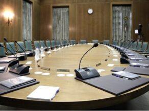 Υπουργικό Συμβούλιο - Ανασχηματισμός