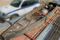 Ορεστιάδα: Σύλληψη διακινητή που μετέφερε επτά άτομα με βάρκα