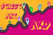 2ο STREET ART AXD