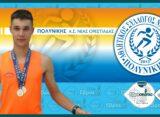 """Γιώργος Ματζαρίδης: Πρωταθλητής με χορηγό την οικογένειά του και τον """"Πολυνίκη"""" Ορεστιάδας"""