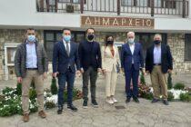 Το Σουφλί επισκέφθηκε η Υφυπουργός Τουρισμού Σοφία Ζαχαράκη