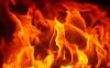 Μοτοσυκλέτα πήρε φωτιά στο Κέντρο της Ορεστιάδας